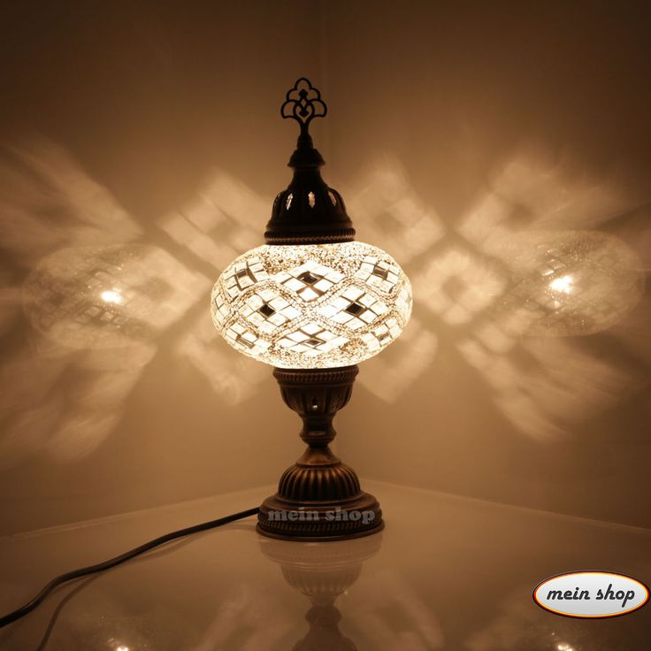 19 besten mosaik lampe handgearbeitet bilder auf pinterest for Mosaik lampe orientalisch