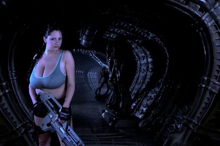 Nadine Jansen - Xenomorph Hunter 2