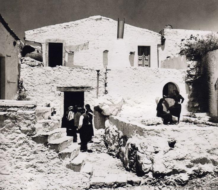 Ανώγεια. Nelly's - 1939