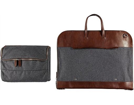The Ideal Garment Bag Leather Works Pinterest Bags And Suits