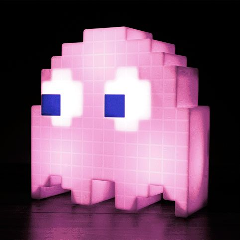 Pac-Man Ghost Light from Firebox.com