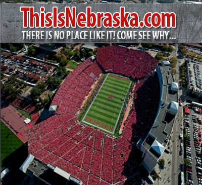 Dr. Brett enjoys attending Husker Football games (along with 86,067 of his closest friends).
