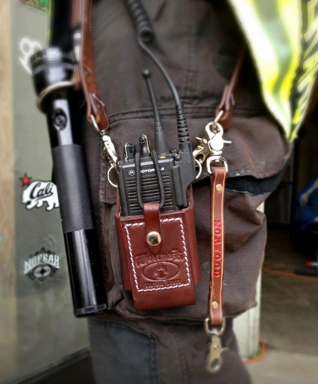 Radio Strap Fire Dept Pinterest Leather Craft And. Radio Strap Fire Dept Pinterest Leather Craft And Projects. Wiring. Leather Harness Radio Holster At Scoala.co