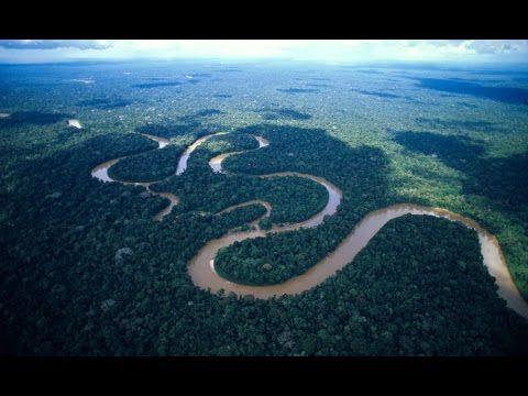 Sungai Terpanjang Di Dunia - Inilah 7 Sungai Terpanjang Di Dunia