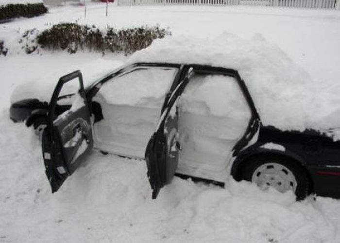 Tip Of The Day Close Your Sunroof Before A Snow Storm Snow Church Humor Humor