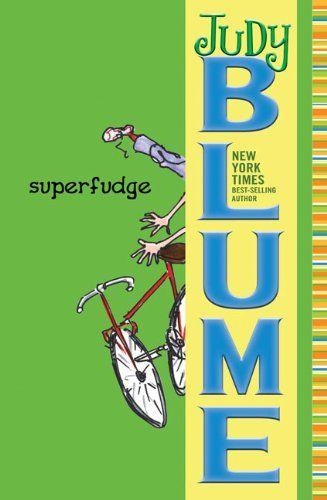 Superfudge by Judy Blume,