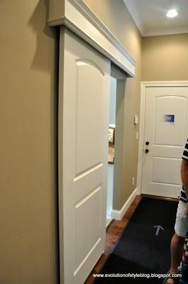 Ideas para closet contemporáneo de puertas corrediza