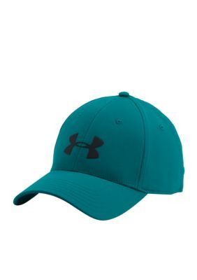 Under Armour Men's Storm Headline Cap - Turquoise/Black - L/Xl