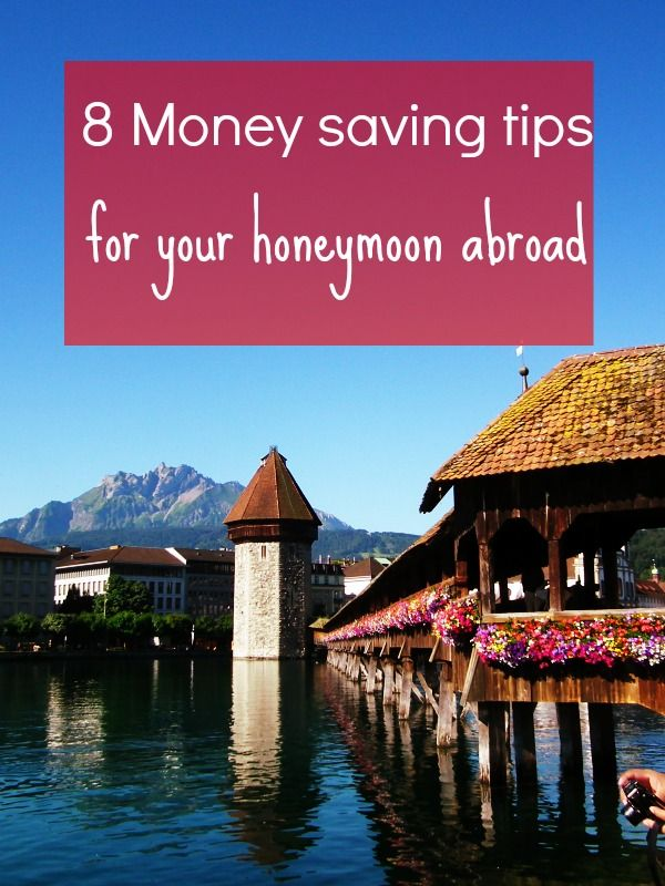 8 Money Saving Tips for Your Honeymoon Abroad... http://applebrides.com/2014/04/15/8-money-saving-tips-for-your-honeymoon-abroad/