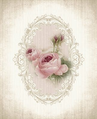 an elegant background you can use as a background or print it out and punch a hole in one corner and tie with a pretty ribbon.