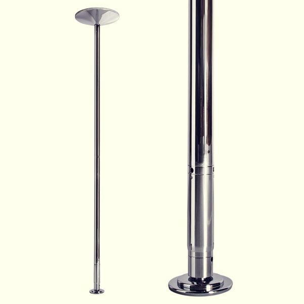 The Xpert pole from X-Pole. Check out our newly designed A pole! It now has a new adjuster cover and measurement gauge so you can check the height of adjuster used along with our logo being etched on our so you know you have a genuine X-Pole! X-pole quality engineering you can trust! #xpole