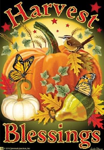 Welcome Autumn  (flag)