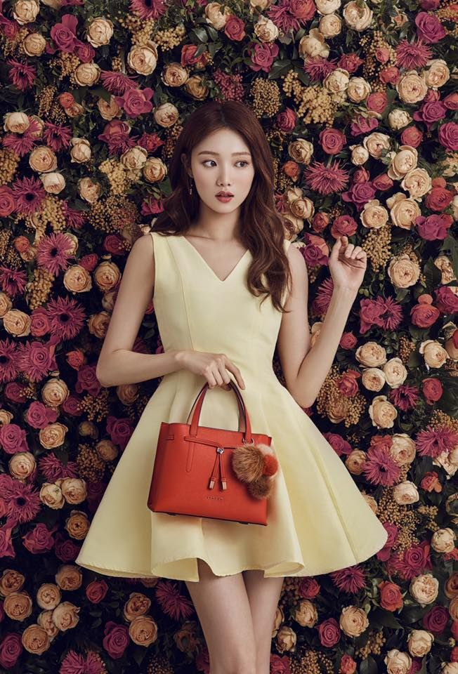 Lee Sung Kyung for Lovcat!  Princess!
