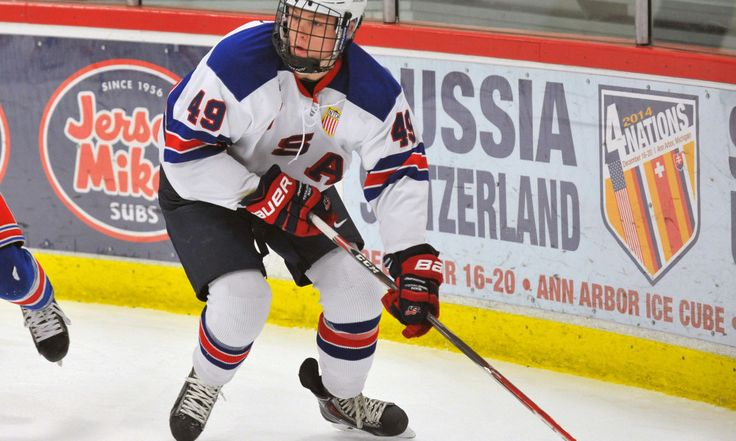 Max Jones Making the Most of Opportunity in the OHL - Top 2016 NHL Draft prospect Max Jones was right on track for playing his entire junior hockey career in the USNTDP when the.....
