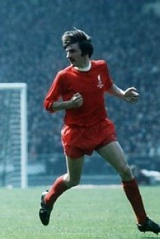 Steve Heighway Liverpool 1971