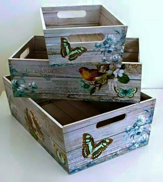 Unfinished Wooden Trays For Decoupage Decoration Best 33 Best Tray Images On Pinterest  Trays Decoupage Vintage And Decorating Design