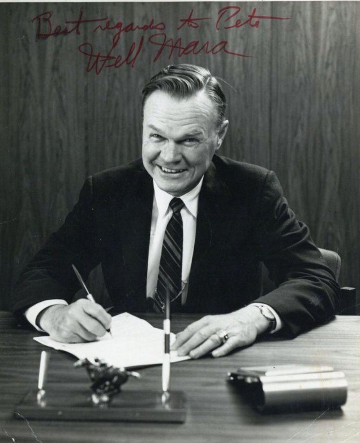 Wellington Mara, Owner- New York Football Giants, Hall of Fame