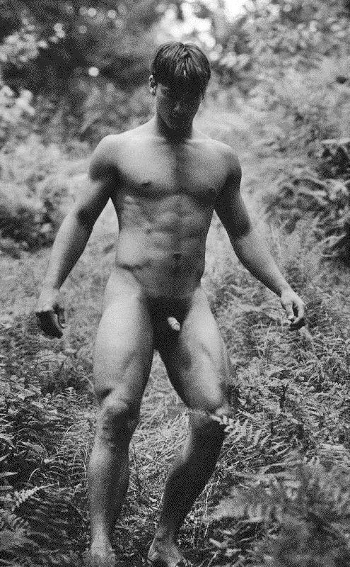 real celebrity men naked
