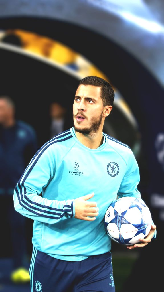 Eden Hazard : Photo