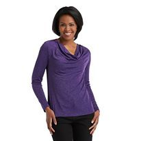 JACLYN AND SMITH PURPLE   SIZE : S M