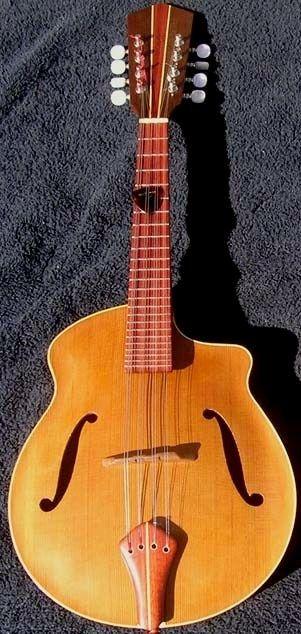 Orial MacDonald Model-O Mandolinetto --- https://www.pinterest