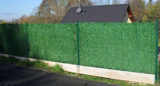 Plot umělý - stínící tráva 100cm 95% - cena: 665,00Kč , .