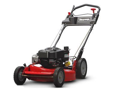 Snapper Ninja Mulching SP Commercial Mower CRP218520 Briggs 8.5 TP OHV (21) #7800968 >  HI-VAC® Mower Deck The secret to the Hi-Vac® mower's ability to bag or disperse clippings is wind velocity. The unique blade and rolled deck-edge design generates large volumes of air to c...