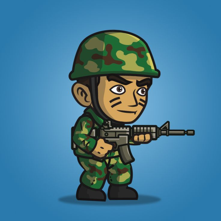 Frontier Army Guy