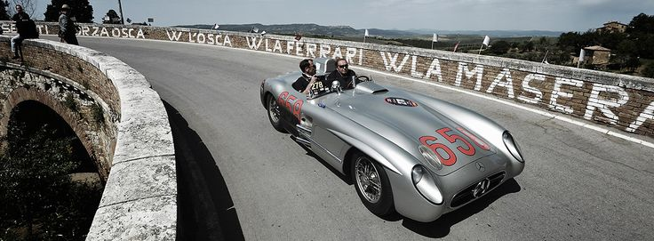The Millie Miglia is and remains one of the toughest motor races - at least for classic cars.
