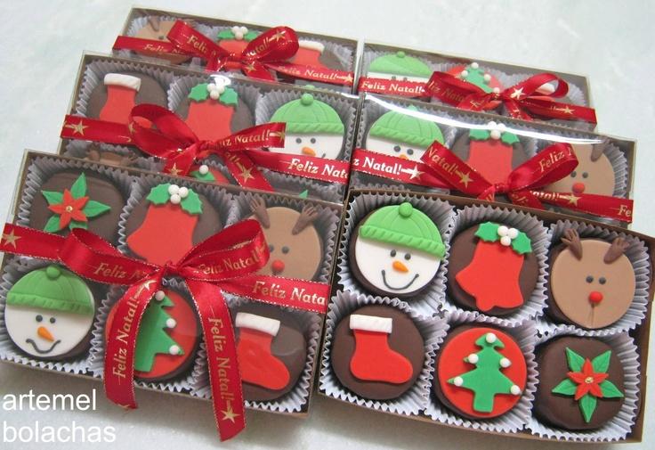 artemel bolachas: Um doce Natal pra você!