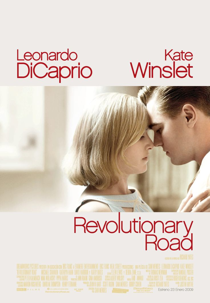 revolutionary road | Revolutionary Road (Revolutionary Road) ( 2008 )
