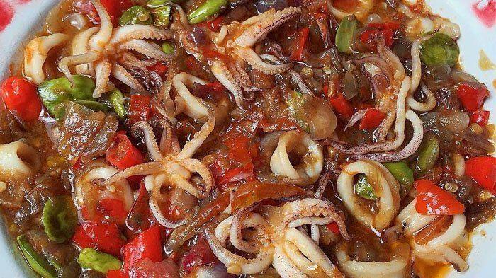 Mantap Resep Sambal Cumi Spesial Yang Paling Endess Resep Resep Resep Masakan Masakan