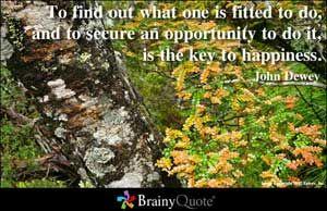 Quotes by John Dewey