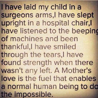 For the moms of leukemia kids... especially my niece whose son has leukemia.  https://www.facebook.com/hashtag/continuethefight