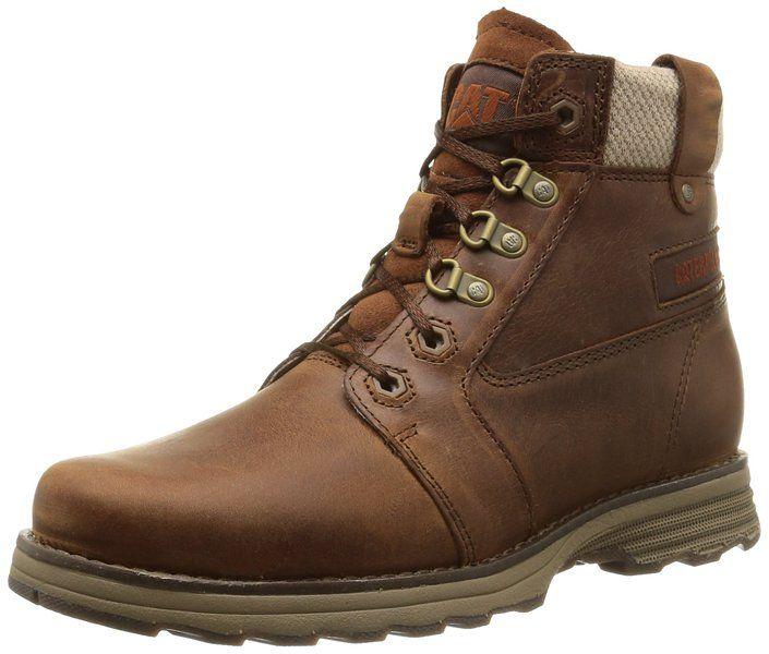 Caterpillar Charli, Women's Cold lined chukka boots short length, Brown (WOMENS DOGWOOD), 3 UK (36 EU)