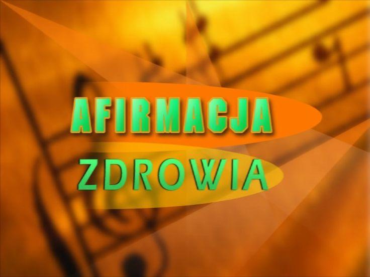 AFIRMACJA ZDROWIA https://www.youtube.com/watch?v=Y8nIJ6I64Mo  www.oazamuzyczna.blogspot.com  Każdego dnia budzisz się na nowo. To Ty decydujesz się na własny nastrój. Gdy Jesteś szczęśliwy/a, zdrowy/a to przez Twoje ciało przepływa uzdrowicielska moc. Daje Ci tą afirmację zdrowia - korzystaj z niej do woli.