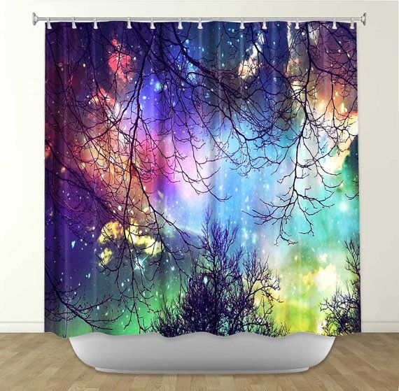 Artistic #ShowerCurtain by DiaNoche by #DianocheDesignsDecor, $89.00