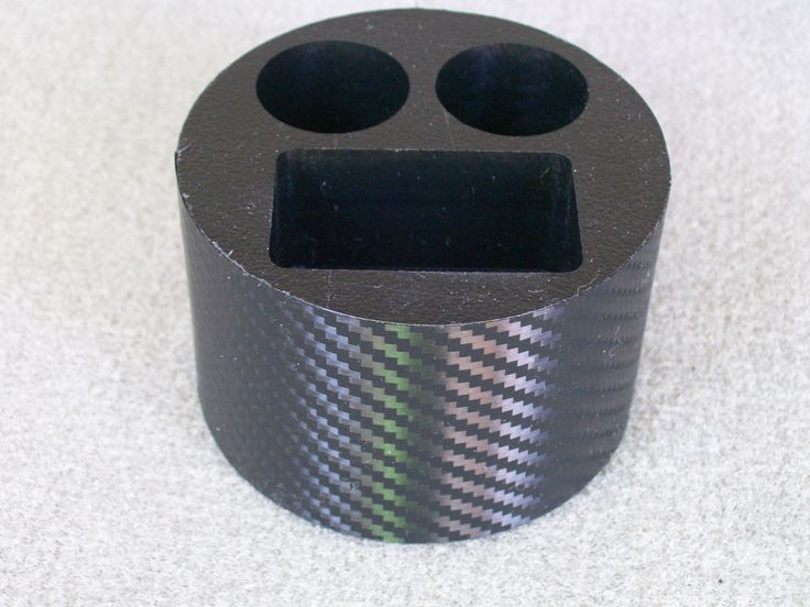 Vapor Shark RDNA 30/40 Mod Cup Holder Insert with 2- 22-24mm Accessory Slots. $23.95 with Free Shipping!