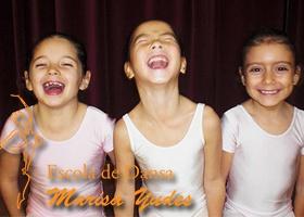 Clases de ballet para niñas de 4 a 6 años en Badalona #SorteosActivos #sorteamus Sorteo por #EscolaDeDançaMariaYudes