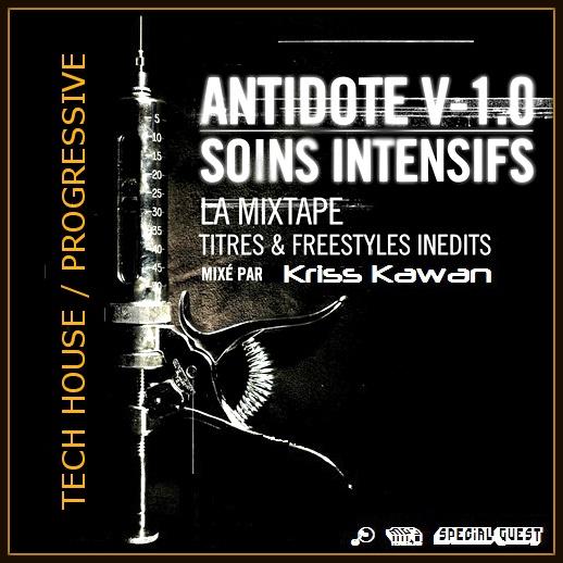 Du Mix Pour Ton Ipod ! http://www.djpod.fr/krisskawan/antidote-mixtape-by-kriss-kawan