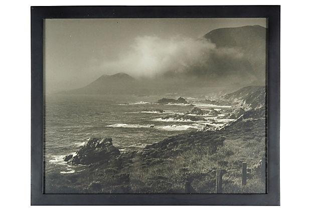 Vintage California Coastal Photograph I on OneKingsLane.com