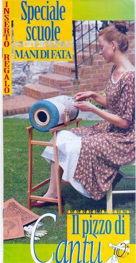 Scuola di pizzo di Cantù 96 (bolillos) – Blancaflor1 – Webová alba Picasa
