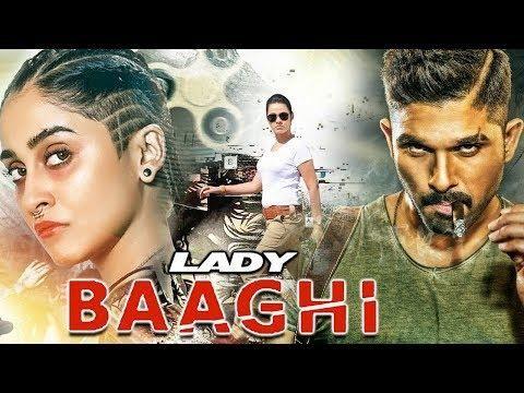 Lady Baaghi 2018 Latest Action Hindi Movies New Hindi Dubbed Hot Movies