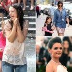 #Katie Holmes' #single mom to #Suri