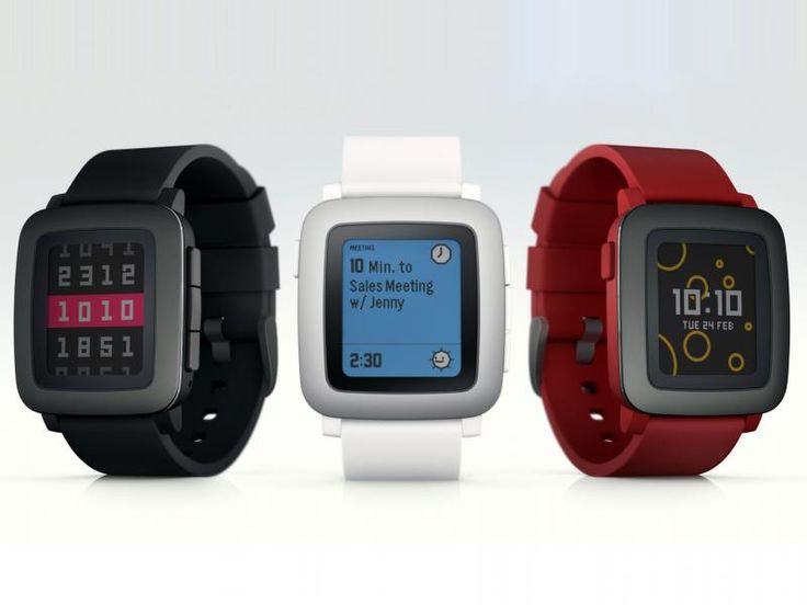 Pebble's next-gen smartwatch hits Kickstarter with a colour e-paper display | Stuff