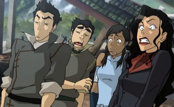 the legend of korra book 4 | The Legend Of Korra Book 3 Nickelodeon Schedule Truncated With 2 ...