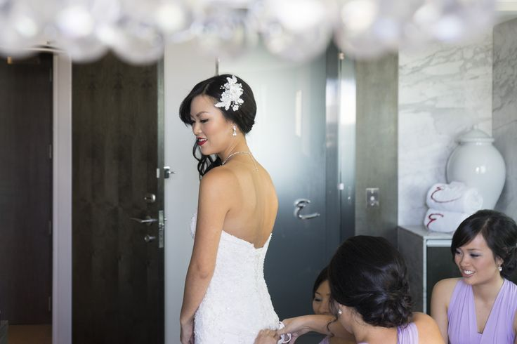 Bridal preparations | We capture all of the wonderful moments in your wedding day and design beautiful wedding films | See us at www.whitedressproductions.com.au