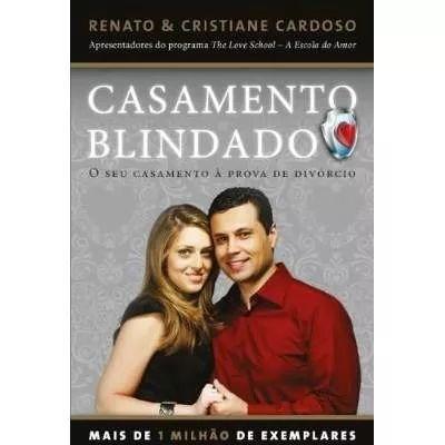 Livro Casamento Blindado -renato E Cristiane Cardoso