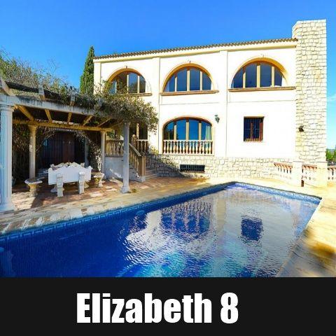 Om het verblijf nog leuker te maken, zijn veel van de Spaanse villa's zijn goed aangelegd voor het spelen van tennis, basketbal en voor de andere spellen.
