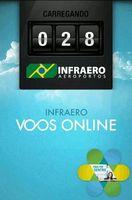Infraero Voos Online — Guia de Aplicativos do Governo Federal